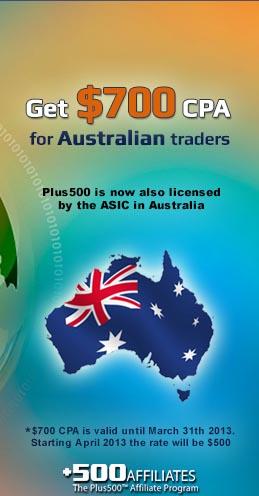 australian traders