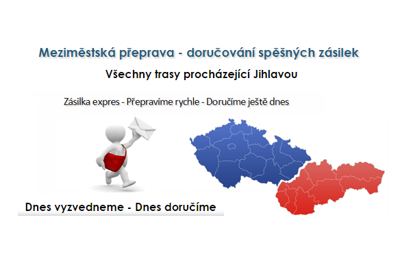 Kurýrní služba Prešov